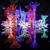 Festival de linterna en el ¼ Œ China de Zigongï Foto de archivo libre de regalías