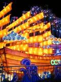 Festival de linterna en el ¼ Œ China de Zigongï Fotografía de archivo libre de regalías