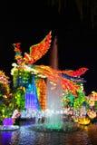 Festival de linterna en el ¼ Œ Sichuan de Zigongï Fotos de archivo libres de regalías