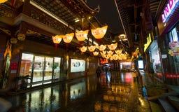 Festival de linterna en el Año Nuevo chino. 16 de febrero de 2014 Fotos de archivo libres de regalías