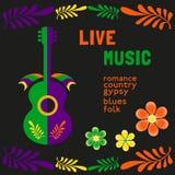 Festival de Live Musical Image stock