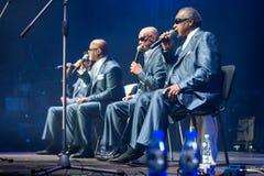 Festival 2014 de los azules de Rawa: Los muchachos ciegos de Alabama Foto de archivo libre de regalías