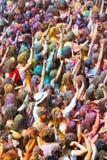 Festival de los colores Holi Royalty Free Stock Photo