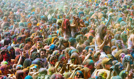 Festival de los colores Holi Royalty Free Stock Images