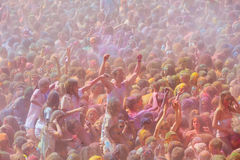 Festival de los colores Holi Royalty Free Stock Photo