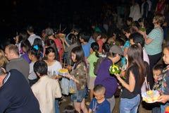 Festival de Loy Krathong Images stock