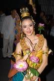 Festival de Loy Krathong imagem de stock