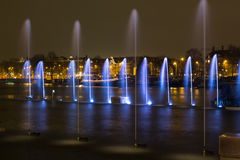 Festival 2016 de lumière d'Amsterdam - Arco Image libre de droits