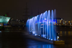 Festival 2016 de lumière d'Amsterdam - Arco Photo libre de droits