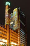 Festival de luzes Berlim Imagem de Stock Royalty Free