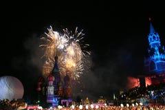 Festival de música militar Imagen de archivo libre de regalías
