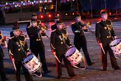 Festival de música militar Fotografía de archivo
