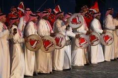 Festival de música militar Foto de archivo libre de regalías