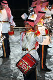 Festival de música militar Imagenes de archivo