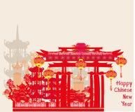 Festival de mediados de otoño por Año Nuevo chino Fotografía de archivo