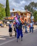 Festival de Moondyne imagen de archivo