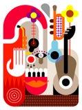 Festival de musique Photographie stock