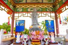 Festival de Nakhon Sawan, lámpara, lámpara de la ejecución, lght del rey, Año Nuevo chino, actividades chinas del Año Nuevo, drag foto de archivo libre de regalías