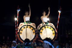 Festival de Nebuta Images stock