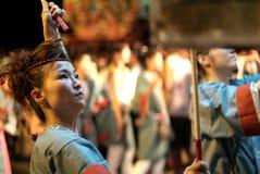 Festival de Nebuta Images libres de droits