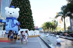 Festival de Noël Images libres de droits