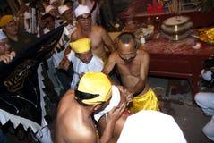 Festival de nove deuses do imperador Fotografia de Stock Royalty Free