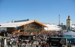 Festival de Oktoberfest Fotografía de archivo libre de regalías