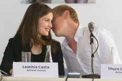Festival de película 2011 de Cannes, France Fotos de Stock