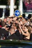 Festival de película 2011 de Cannes, France Fotografia de Stock