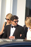 Festival de película 2011 de Cannes, France Imagens de Stock