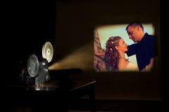 Festival de película Imágenes de archivo libres de regalías