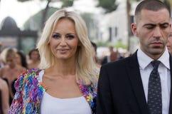 Festival de película de Cannes 2011, Francia Imágenes de archivo libres de regalías
