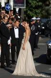 Festival de película de Cannes 2011, Francia Imagen de archivo libre de regalías