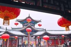 Festival de primavera chino Foto de archivo