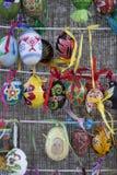 Festival de Pysanky do ucraniano Foto de Stock Royalty Free