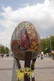 Festival de Pysanky do ucraniano Foto de Stock