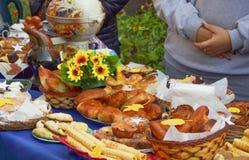 Festival de récolte d'automne Photos libres de droits