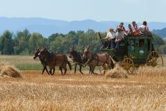 Festival de récolte du comté de Yamhill image stock