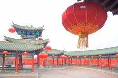 Festival de resorte chino Foto de archivo libre de regalías