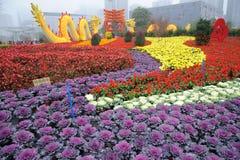 festival de resorte de 2012 chinos en guangzhou Imagenes de archivo