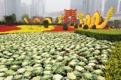 festival de resorte de 2012 chinos en guangzhou Foto de archivo
