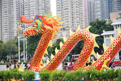 festival de resorte de 2012 chinos en guangzhou Fotografía de archivo
