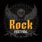 Festival de roche Images stock