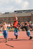 Festival de ruas de Ostrava Fotos de Stock