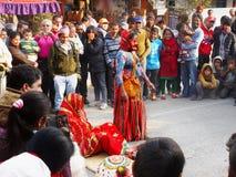 Festival de rue Image libre de droits