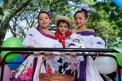 Festival de Sanjuanero - Rivera-Colombia imágenes de archivo libres de regalías