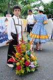 Festival de Sanjuanero - Rivera-Colombia fotos de archivo libres de regalías