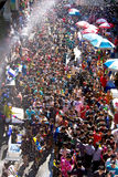 Festival de Songkarn Foto de archivo