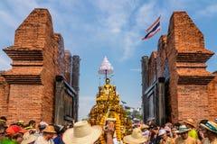 Festival de Songkran Fotografía de archivo libre de regalías