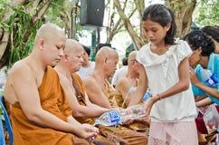 Festival de Songkran Fotografia de Stock Royalty Free
